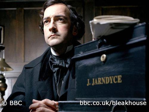 Charles Dickens kertas dinding entitled Bleak House