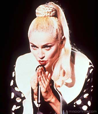 Blonde Ambition Tour 1990