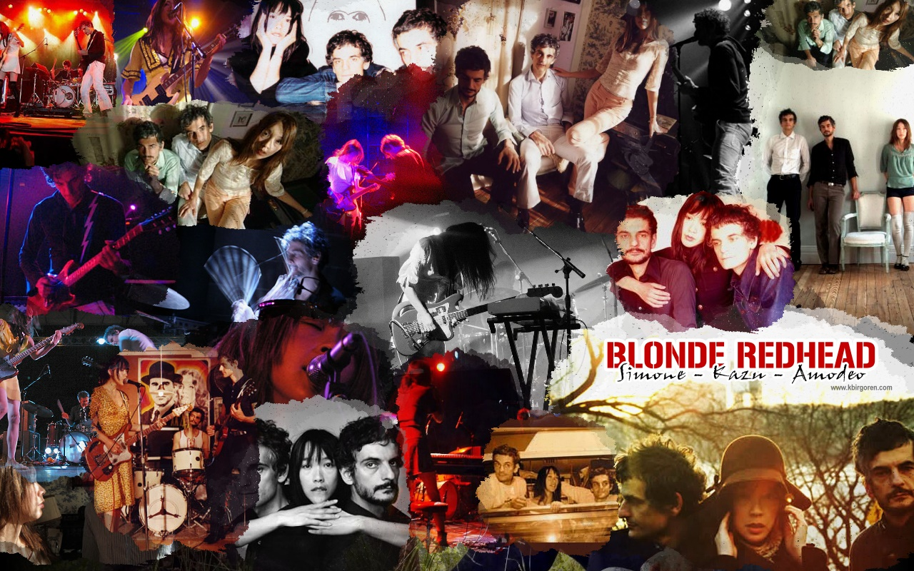 For the blonde redhead rather good