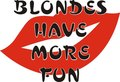 Blondes have more fun - blonde-hair photo