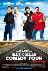 Blue kolar Comedy Tour Poster