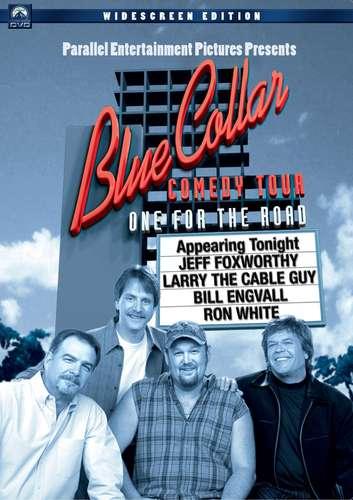 Blue kraag Comedy Tour