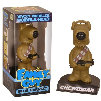 Blue Harvest Bobbleheads