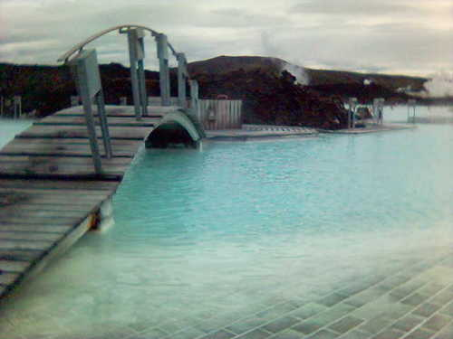 Blue Lagoon Spa, Iceland
