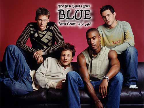 Blue oooooooooh lady's