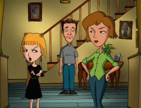 Bob, Donna & Megan