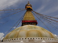 Bodhnath stupa - buddhism photo