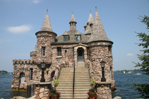 Boldt château