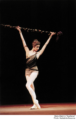 """Bolshoi Ballet - """"Spartacus"""""""