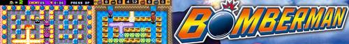 Bomberman Banner