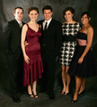 Bones Cast - bones photo