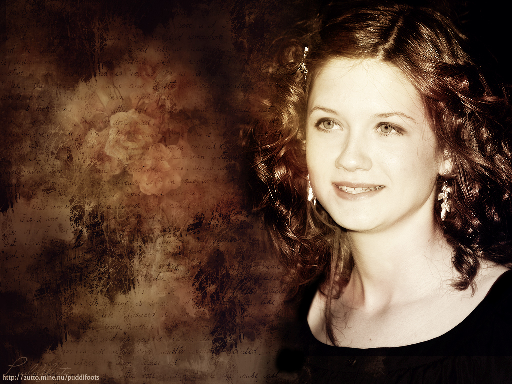 Bonnie Wright - Picture Colection