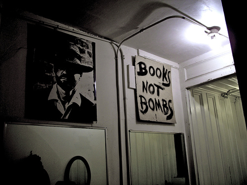 Books, Not Bombs
