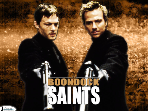 The Boondock Saints wallpaper entitled Boondock Saints