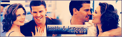 Booth and Bones wallpaper titled Booth&Bones =]