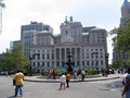 Borough Hall in Brooklyn