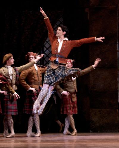 Boston Ballet - La Sylphide