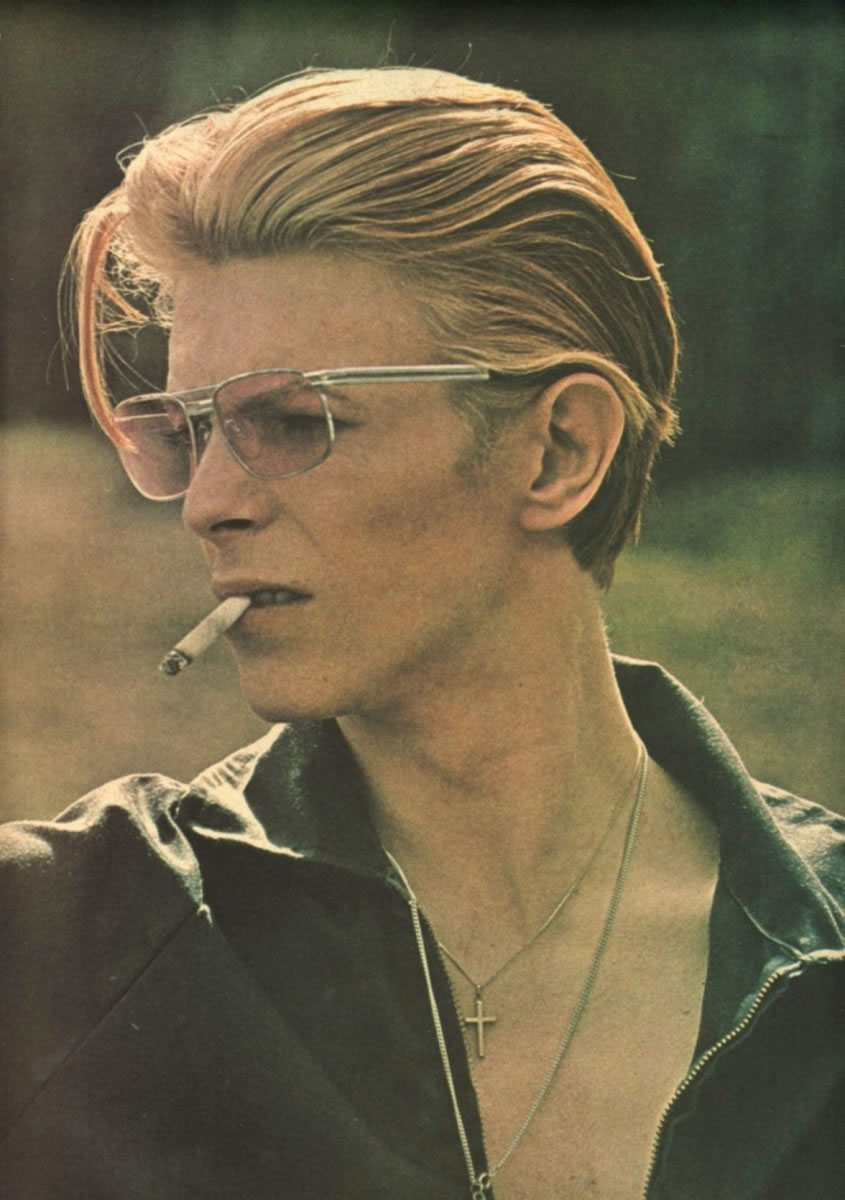 Bowie  David Bowie Photo (349963)  Fanpop - 1970 Hairstyles