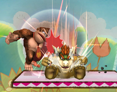 Bowser Special Moves