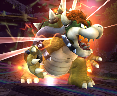 Bowser's Final Smash