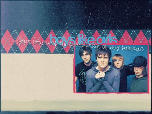 Boys Like Girls - boys-like-girls Wallpaper