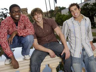 Brad, Randy, Jacquese