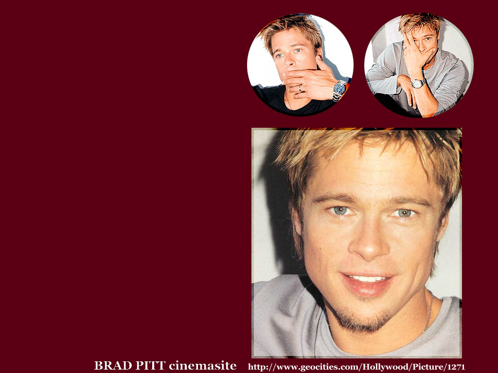 Brad Pitt Brad