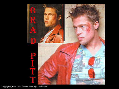 Brad Pitt wallpaper entitled Brad