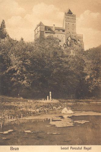 Bran( dracula) lâu đài