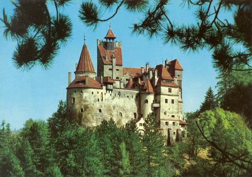 Bran( dracula) kastil, castle