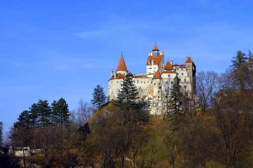 Bran Castle - Vlad the Impaler