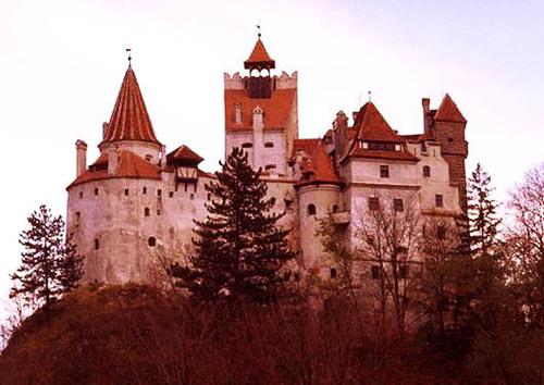 Bran замок