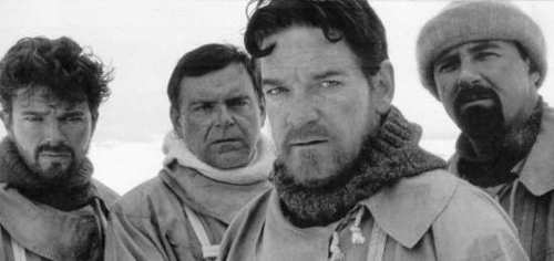 Branagh as Shackleton