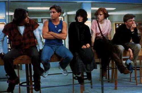 The Breakfast Club wallpaper titled Breakfast Club