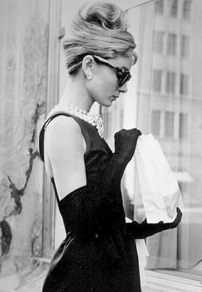 Audrey Hepburn wallpaper titled Breakfast at Tiffany's
