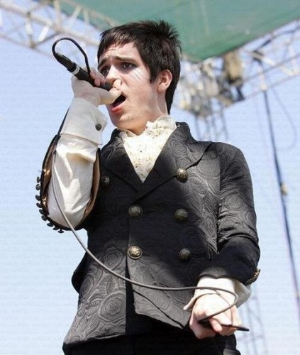Brendon Urie live