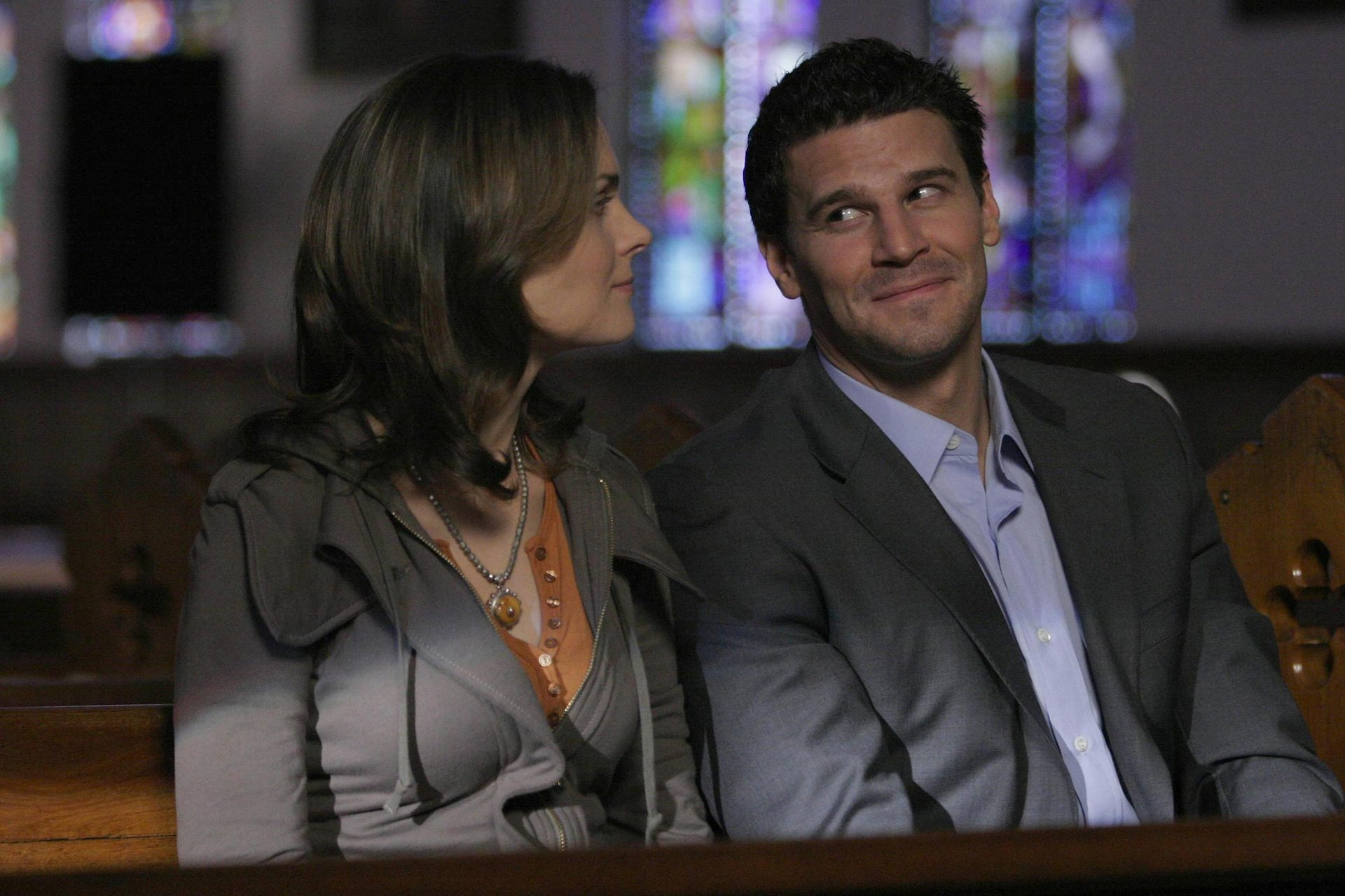 "bones dating booths boss Brennan and booth have yet another case to solve in ""the wannabe in the weeds,"" the last episode of bones completed if he's dating the."