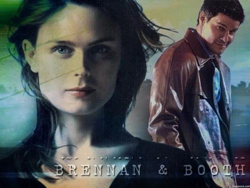 Brennan en Booth
