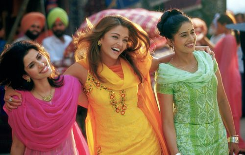 Bride and Prejudice Still
