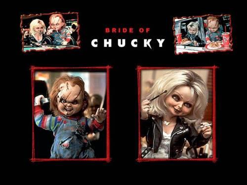 Chucky hình nền entitled Bride of Chucky