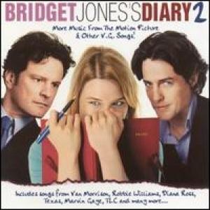 Bridget Jones CD Cover