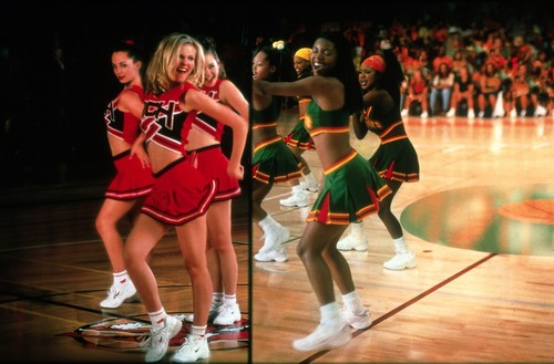 Kirsten Dunst Hintergrund called Bring it On