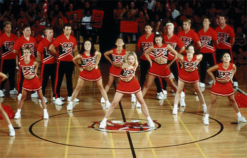 Bring It On wallpaper entitled Bring it on