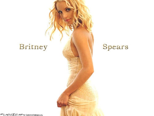 Britney Spears fond d'écran entitled Britney
