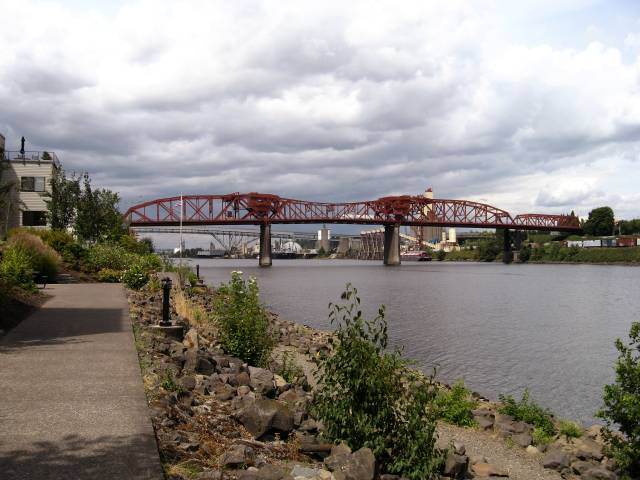 Portland Images Broadway Bridge Wallpaper And Background Photos 696668