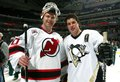 Brodeur &amp; Crosby - the-nhl photo