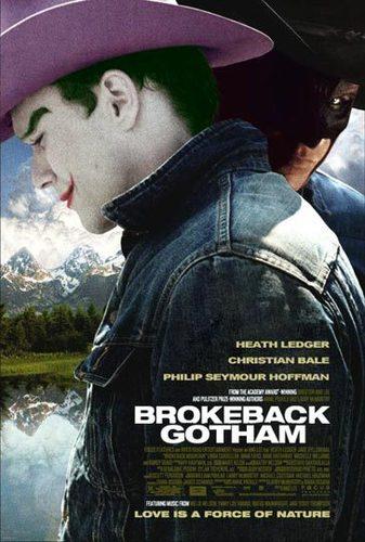 Brokeback Gotham