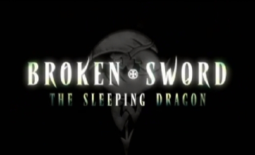 Broken Sword-Sleeping Dragon