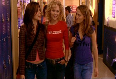 Brooke, Haley, Peyton