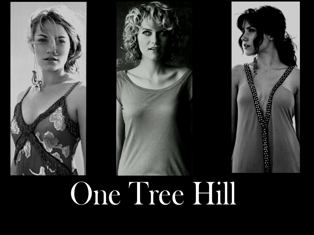Peyton , Brooke , Haley Brooke--Haley--Peyton-one-tree-hill-girls-376471_1024_768